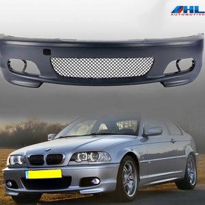 M-Tech Voorbumper BMW E46 Coupe/Cabrio 99-03